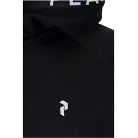 Peak Performance M's Rider Zip Hood Black